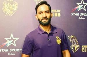 Dinesh Karthik says VVS Laxman's advice turned his career around