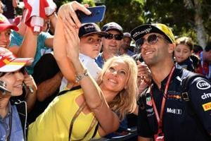 Angry Daniel Ricciardo slams stewards for grid penalty at Australian...