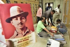 New archive centre in Delhi traces life of Bhagat Singh and his fight...