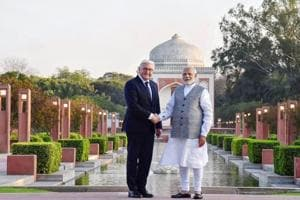 PM Modi, German President Steinmeier discuss ways to strengthen...
