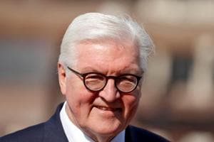 German President Steinmeier accorded ceremonial welcome in Delhi