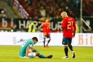 David Silva leaves Spain squad for personal reasons
