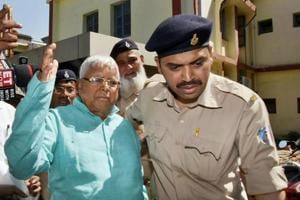 Lalu Prasad gets seven-year jail term, slapped with Rs 30 lakh fine in...