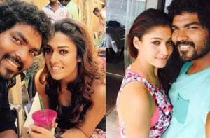 Nayanthara confirms relationship with director Vignesh Shivn, calls...