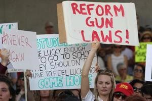 Hundreds of thousands of Americans to march for tighter gun laws