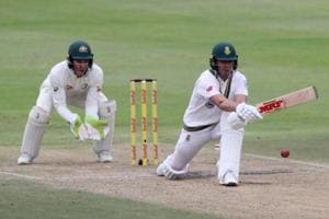 AB de Villiers drives South Africa on in third Test amid Cameron...