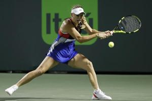 Monica Puig stuns Caroline Wozniacki at Miami Open, Venus Williams...