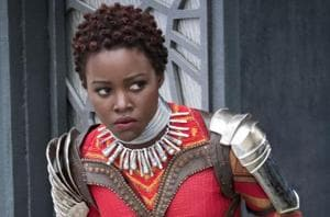 Lupita Nyong'o would love to have her own Black Panther character...