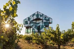 The Cube in Australia is a trippy food and wine destination. Here are...