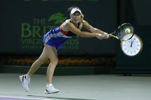 Caroline Wozniacki urges action on threatening fans