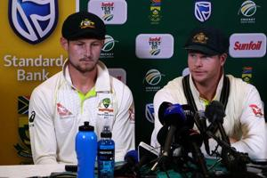 Australian cricket team captain Steve Smith said his and his team's...
