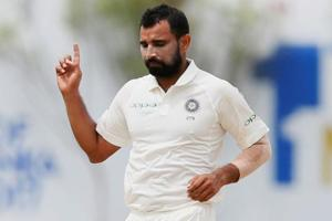 Mohammed Shami, Indian cricket team pacer, sustains head injuries in...