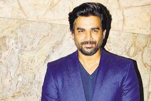 R Madhavan is currently recuperating from a shoulder injury.