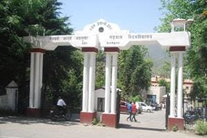 There is one central university, nine state universities, 11 private universities, four deemed to be universities, and one agriculture university in Uttarakhand.