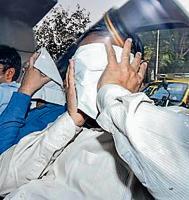 Rajesh Jindal was arrested on February 20.
