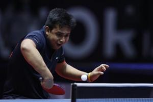Soumyajit Ghosh dropped from Ultimate Table Tennis player draft