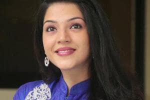 Mehreen Pirzada to join hands with Varun Tej in Fun And Frustration