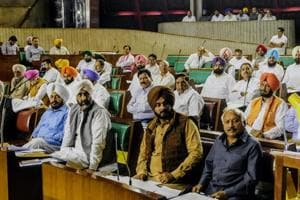 Expressing concern, parliamentary affairs minister Brahm Mohindra later said the question hour is an important feature of democracy.