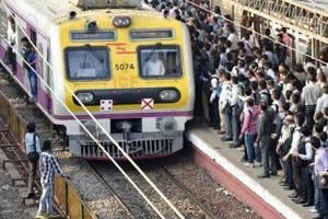 The Railways commissioned mobile ticketing on Mumbai's suburban network in December 2014.