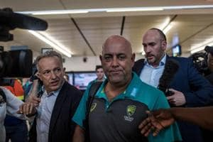 Australia coach Darren Lehmann refused to answer questions regarding...