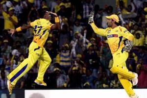Live cricket score, IPL2018, Mumbai Indians vs Chennai Super Kings