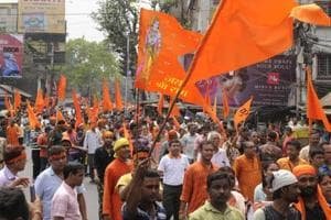 VHP demands ban on cow slaughter in Tripura, threatens stir