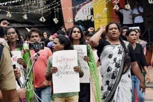 Kerala: Transgender stripped at police station, video circulated on...