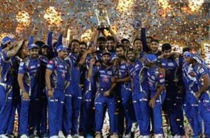 Mumbai Indians are the defending IndianPremier League champions.