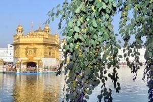 The 'Dukh Bhanjani Beri' at the Golden Temple in Amritsar is at least 400-year-old.