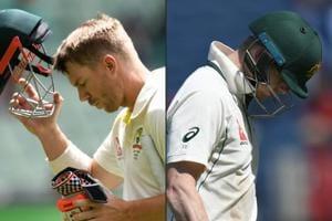 Steve Smith, David Warner banned over cricket cheating scandal