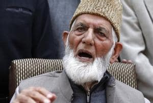 The NIA has named Syed Ali Shah Geelani's son Naim-ul-Zaffar at serial number 37 in the list of prosecution witnesses submitted to a special court.