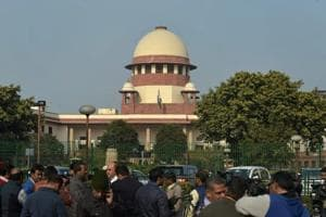 A Supreme Court bench was hearing a PIL seeking to stop affluent members of SCs and STs from accessing reservation benefits.