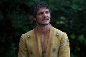 Pedro Pascal rose to fame as Oberyn Martell in Game Of Thrones.