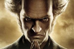 Neil Patrick Harris is perfectly cast as Count Olaf in A Series of Unfortunate Events.