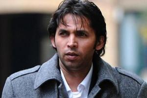 Muhammad Asif was denied entry at the Dubai Airport after he failed to produce the necessary documentation.