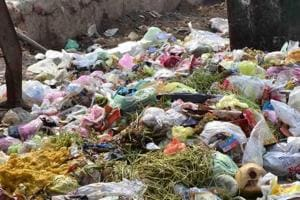 Garbage piles up in Panvel as Cidco refuses to clear it