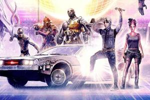 Many world collide in Steven Spielberg's Ready Player One.