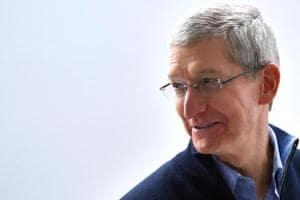 Apple CEO Tim Cook thinks it's too late for Facebook to regulate...