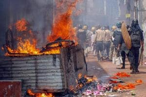 Lessons from Darjeeling come handy in quelling Asansol unrest during...