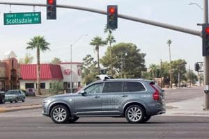 Uber reaches settlement with family of USwoman hit by self-driving...