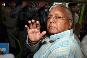 Lalu Prasad, a known diabetic, has a swelling in his kidneys, his doctors said.