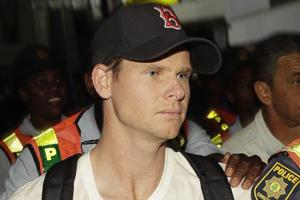 Steve Smith was handed a one-year ban by Cricket Australia for his involvement in the ball-tampering scandal.