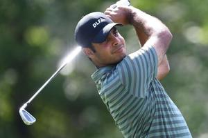 Shubhankar Sharma has been the most successful Indian golfer in the past year.