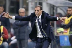 Massimiliano Allegri says he's sticking with Juventus despite PSG...