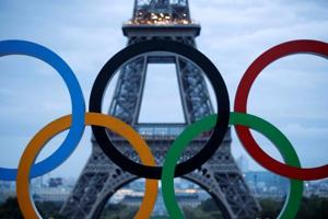 A report by government experts said the building projects for the Paris Olympics 2024 could exceed forecasts by half a billion euros on a total planned budget of 6.8 billion euros.