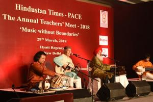 HT-PACE meet takes teachers on a mesmerising melodic voyage