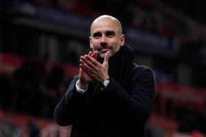 Manchester City manager Pep Guardiola has said that his side won't...