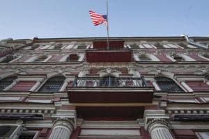Russia expels 60 US diplomats over spy poisoning row