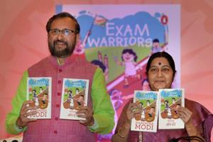 Rajasthan govt plans to introduce PM's book 'Exam Warriors' in school...