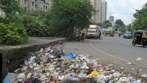 Panvel residents relieved as Cidco starts clearing garbage, after 3...